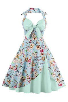 b314791ccaef 78 Best 1950s Floral Dress images | Fashion dresses, Vintage dresses ...