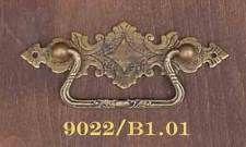 Antik Möbelgriff Türgriff Antik Möbel Beschlag Schlüsselblende  9022/B1.01
