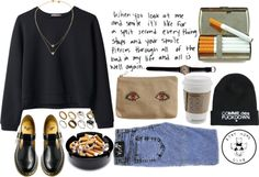 """""""Untitled #290"""" by woolfen ❤ liked on Polyvore"""