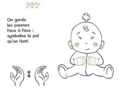 langue des signé bebe dodo | 1000 idées sur le thème Langue Des Signes Pour Bébés sur Pinterest ...