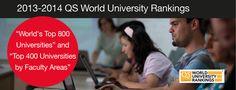 University Rankings, World University, Photos Of The Week, Top, Crop Shirt, Shirts