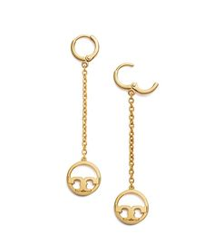 THAMES DROP EARRING