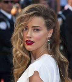 Cannes 2014 : zoom sur le side-hair tressé d'Amber Heard