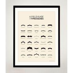Blog Déco SoLoveLy... [décoration]: Movember déco