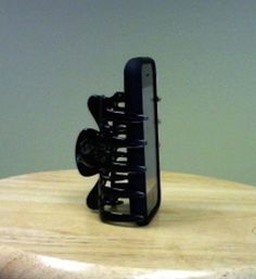 A hairclip. | 28 Low-Tech Hacks For Your High-Tech Gadgets
