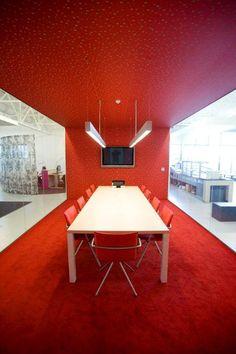 Eromes office by Interior Architect Johan van Helden, eromes.nl