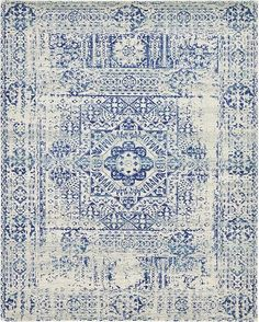 Ivory Heritage Area Rug #AreaRugs