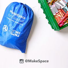 MakeSpace.com - easy way to store items you won't need for a while