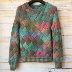 Knitting Stitches, Hand Knitting, Knitting Patterns, Crochet Patterns, Hand Knitted Sweaters, Knitted Hats, Tunisian Crochet, Knit Crochet, Crochet Waffle Stitch