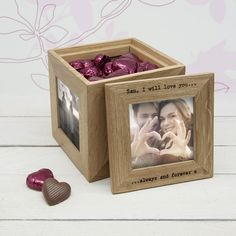 Valentines Gift For Him or Her - Lovely gift idea for Girlfriend, Boyfriend, Wife, Husband, Fiancee etc. A romantic present for the one you love.
