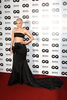 Stylish ladies at the GQ Men of the Year Awards  #GQ #MenoftheYearAwards #2013 #London #RedCarpet #Celebrities #Style #Fashion #Famous #People #Blog #JessieJ