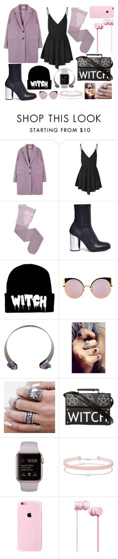 """""""Begin -Jungkook"""" by mckenzi-blueh ❤ liked on Polyvore featuring Glamorous, Emilio Cavallini, Opening Ceremony, Fendi, Assad Mounser, Rock 'N Rose, Miss Selfridge and Beats by Dr. Dre"""