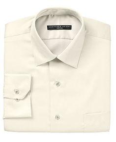 b76c2fd9200 Geoffrey Beene Fitted Sateen Solid Dress Shirt   Reviews - Dress Shirts -  Men - Macy s