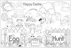 Free Easter coloring page (1).