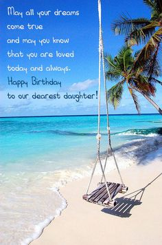 Daughter Birthday Cards Free | free birthday card for daughter free