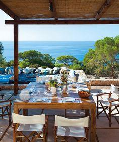 Mediterranean terrace | El Mueble