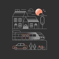 New #illustration by @jordonolivercheung for Edelman PR New York with huge thanks to @lisaparisi . #infographic #advertising #agencylife #instagood #design #icondesign #icons #travel #tech #finance #transportation #cycling #millennials #vectorart #flatdesign #ux #pr #newyork #map #cartography #advert #adlife #lifestyle #healthcare #branding #brand #logo