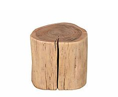 Casa Bonito Stool in Premium Acacia Finish by Woodsworth by Woodsworth Online - Rustic - Furniture - Pepperfry Product