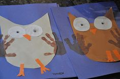 "The Little Nook: Creatures of the Night  ""Hoot Hoot"""