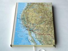 Sonderformate - Reisetagebuch USA Westen - ein Designerstück von sabineklein bei DaWanda