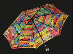 For Mini Cooper Fans: A Mini Umbrella- i want it!
