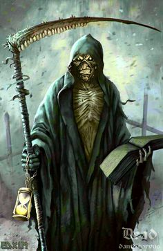 Iron Maiden-dance of death