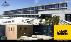 Os melhores hotéis escolhem os melhores produtos. Secador de Mãos Automático ECO - MACHFLOW da Mediclinics  #MontebeloHotels #Ilhavo #LaserBuild