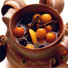 Poncha De Frutas