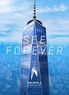 See Forever™ at One World Observatory at One World Trade Center. The official site for New York City's newest world-class destination.