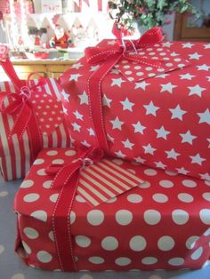 wrapping pressies