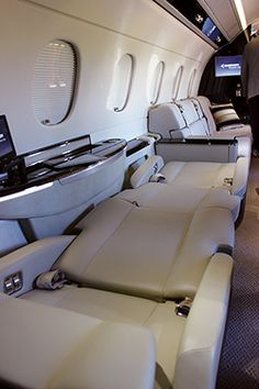 Embraer, flying in style!