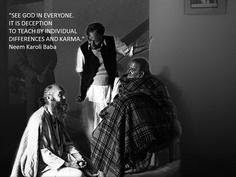 Baba - See God in everyone
