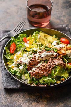 Slow Cooker Steak Saladcountryliving