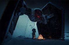 When Lego Meets Star Wars – Fubiz™