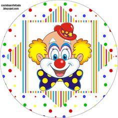 Kit Festa Tema Circo Para Imprimir Gr�tis