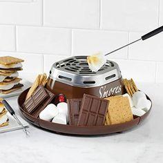 Specialty Appliances, Small Appliances, Kitchen Appliances, Cool Kitchen Gadgets, Cool Kitchens, Useful Gadgets, Unique Gadgets, Cool Gadgets To Buy, Indoor Smores