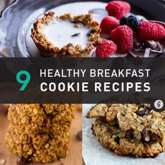 Yes, you can eat (healthy) cookies for breakfast | syracuse.com