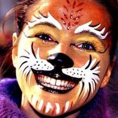 Carnevale: Trucchi per il viso  Ecco a voi alcuni suggerimenti trovati in rete per un TRUCCO di CARNEVALE: tra tigri, farfalle, leoni e leopardi.  #truccovisocarnevaele  #carnevale