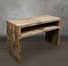 media console corner unit baker collection u2022 dimensions 45l x 16w x reclaimed wood - Reclaimed Wood Media Console