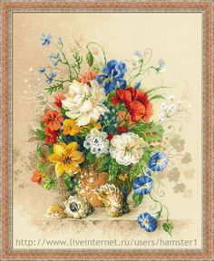Cross stitch supplies from Gvello Stitch Inc. Hundreds of cross stitch products available delivered world-wide at affordable prices. We sell cross stitch kits, needles, things you need to make beautiful cross stitch designs. Cross Stitch Rose, Cross Stitch Flowers, Cross Stitch Embroidery, Flower Patterns, Embroidery Patterns, Cross Stitch Patterns, Counted Cross Stitch Kits, Sewing Crafts, Needlework