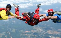 Raleigh Accelerated Freefall