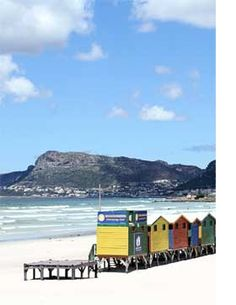 Learn to surf, Cape Town, South Africa