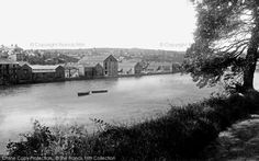 Photo of Penryn, From River 1890 from Francis Frith Falmouth, Photo Postcards, Family History, Cornwall, Old Photos, Past, River, Outdoor, Antique Photos