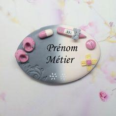badge ,infirmière, puéricultrice ,aide soignante : Pins, badges par grain-de-delice