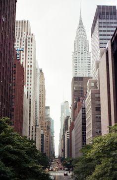 Tudor city, NYC (by N+T*).