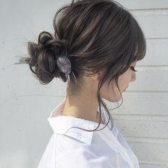 Summer×ヘアアレンジ☀️ model @miyu_175  #ワンランク上のヘアアレンジ  #大人女子  #ヘアセット#ヘア#髪型#ヘアアレンジ#簡単アレンジ#ロングヘア#ボブ#編み込み#ヘアメイク#ファッション#コーデ#メイク#ネイル#くるりんぱ#ブライダル#結婚式#コーディネート #アクセサリー#bridal#hairmake#ootd#hair#hairarrange#fashion#makeup#beauty#nail