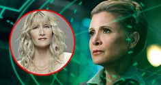 Who Is Laura Dern Playing in 'Star Wars: Episode VIII'? -- General Leia may be at the root of a Resistence upheaval in the upcoming sequel 'Star Wars 8', which is still in production. -- http://movieweb.com/star-wars-episode-viii-laura-dern-character/