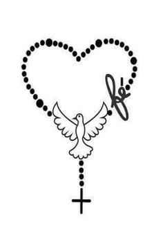 Daddy Tattoos, Saved Tattoo, Holy Mary, Blessed Mother, Cello, Body Art Tattoos, Cross Tattoos, Fashion Prints, Gods Love