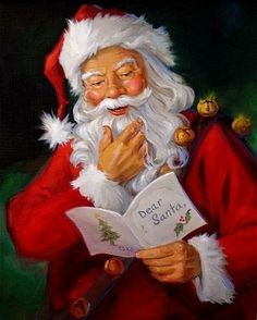 ...letters to Santa...