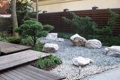 Японский садик в КП Ландшафт - ARCADIA GARDEN Landscape studio